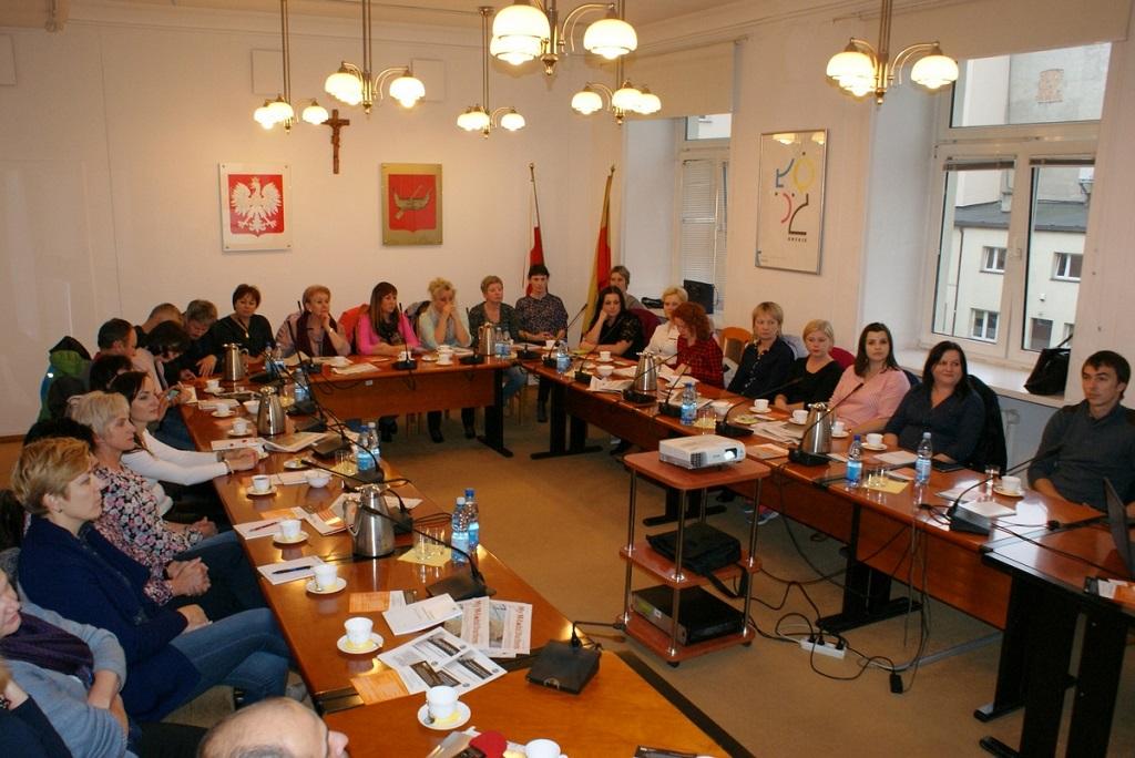 Regionalne Forum Ekonomii Społecznej – spotkanie w Jędrzejowie