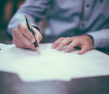 Informacja o liczbie złożonych biznesplanów