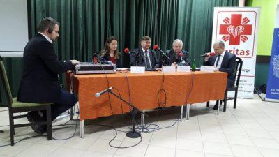 Konferencja otwierająca Świętokrzyski Ośrodek Wsparcia Ekonomii Społecznej