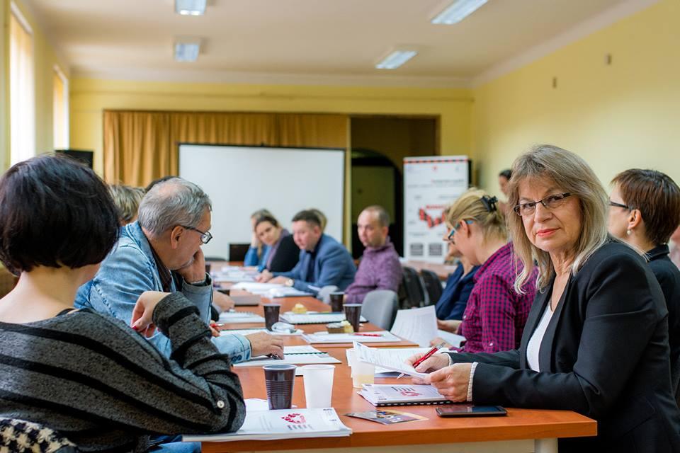 III warsztaty z radcą prawnym w Jędrzejowie w ramach Regionalnego Forum Ekonomii Społecznej