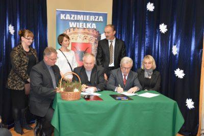W Kazimierzy Wielkiej powstała pierwsza spółdzielnia socjalna