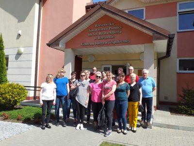 Wizyta studyjna w województwie podkarpackim