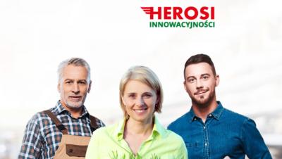"""""""Heros Innowacyjności"""" w Jędrzejowie!"""