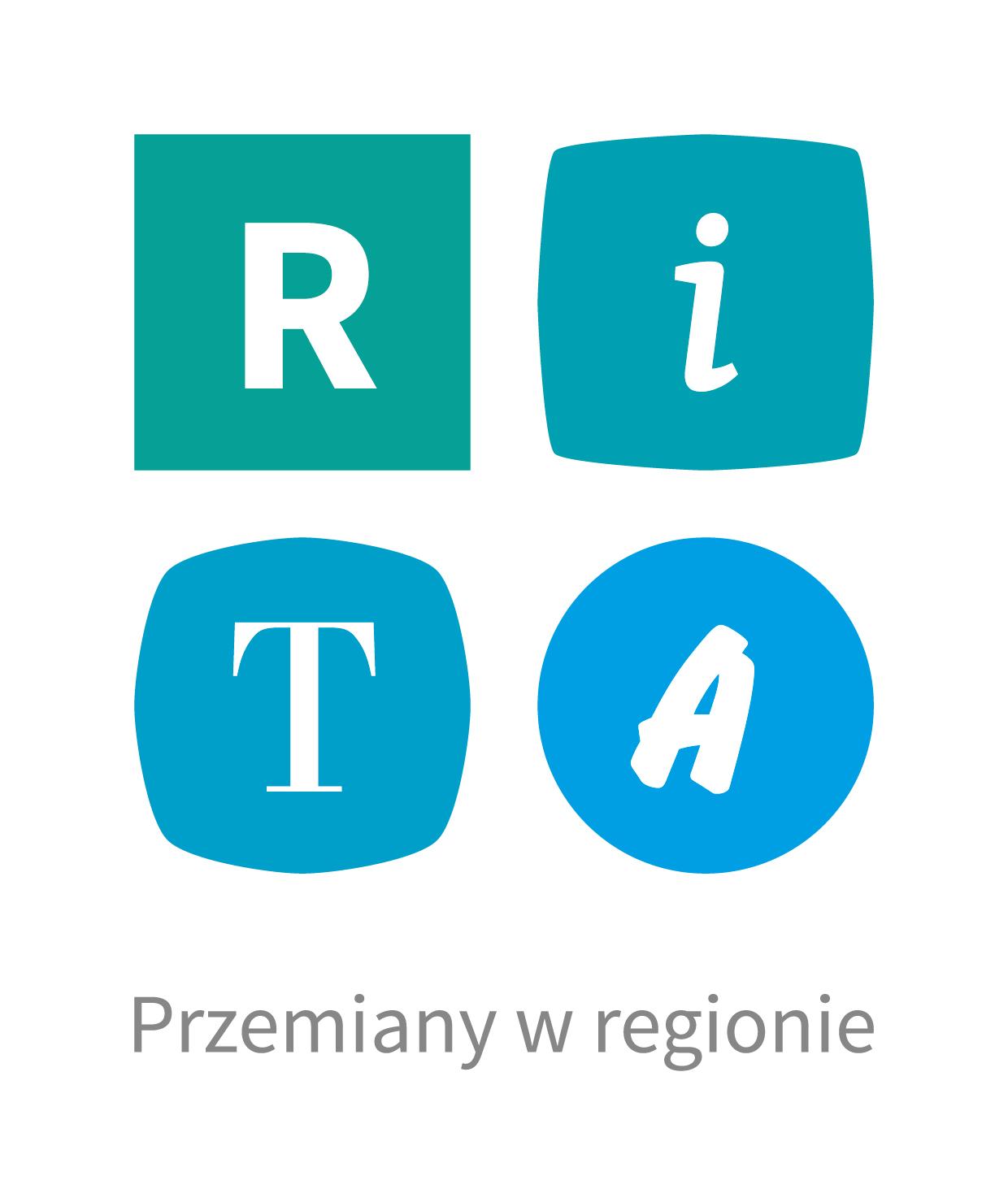 """Granty na współpracę międzynarodową: """"Program RITA – Przemiany w regionie""""."""