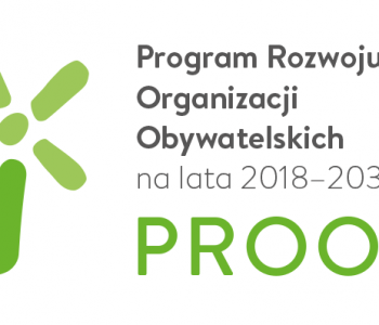 Wzmocnij swoją organizację dzięki dotacji z PROO: Priorytet 1a -nabór do 4 marca.