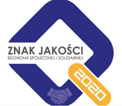 Konkurs o przyznanie certyfikatu Znak Jakości Ekonomii Społecznej i Solidarnej 2020
